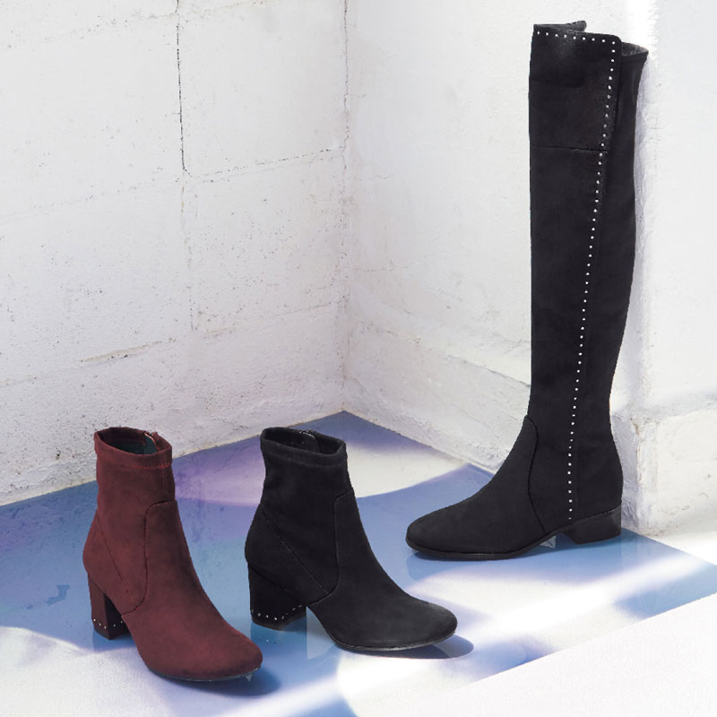 〈スタッカート〉WINTER COLLECTION '18 BOOTS FAIR