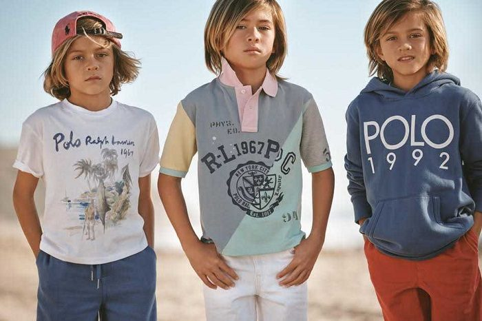 〈POLO RALPH LAUREN CHILDRENSWEAR〉Montauk