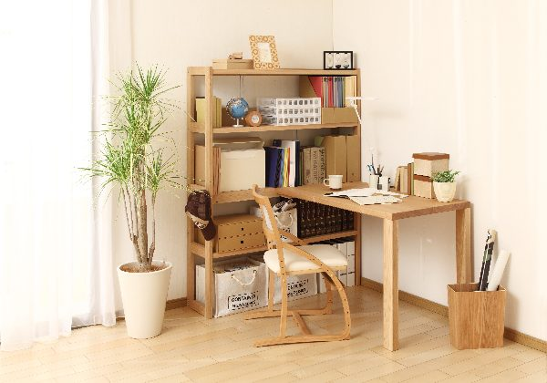 <Karimoku>Simple Desk Seletion