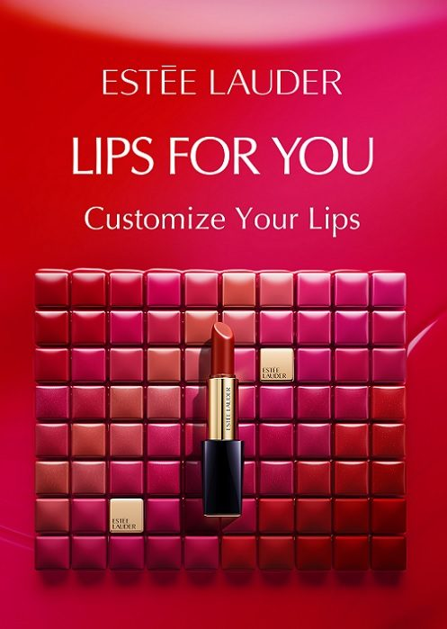 <エスティ ローダー>LIPS FOR YOU ~Customize Your Lips~