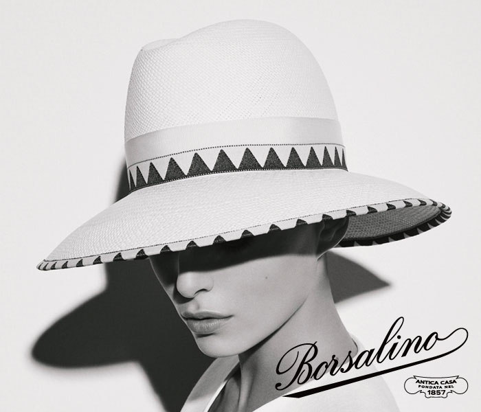 <Borsalino>POP UP SHOP