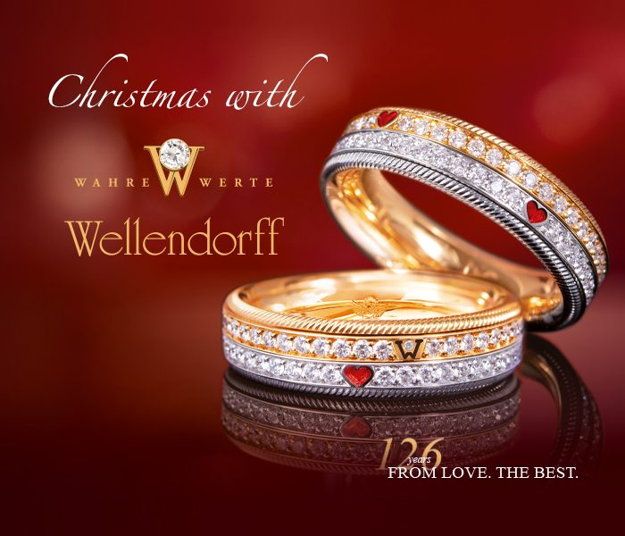 <ウェレンドルフ>Christmas with Wellendorff,FROM LOVE.THE BEST