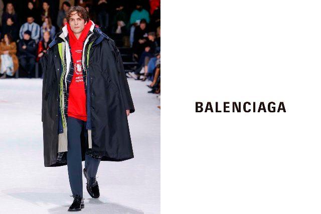 huge selection of dd477 096d0 BALENCIAGA/バレンシアガ>|18年ウィンターコレクションが9月6 ...