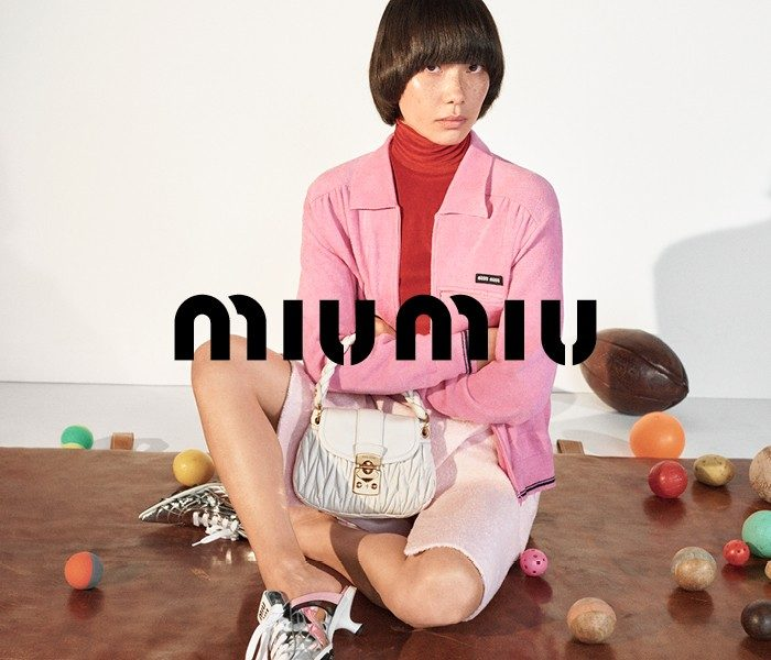MIU MIU LEAGUE POP UP STORE