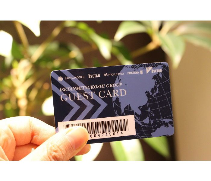 Get 5% Off All Purchases with Isetan Shinjuku's Exclusive Guest Card!