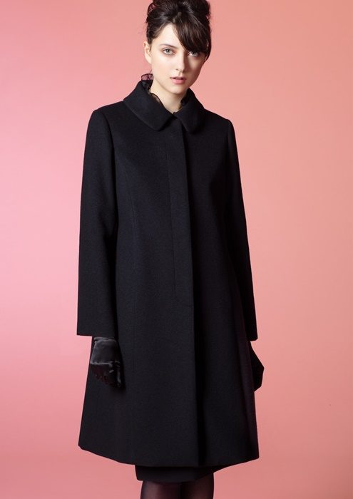 「Winter Style」  Black Formal