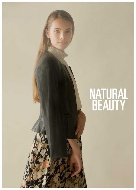 <NATURAL BEAUTY>POP UP STORE