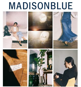 <MADISONBLUE> POPUPイベント-High casual-