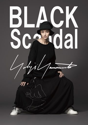 BLACK Scandal Yohji Yamamoto 2018-19AW Autumn/Winter Women's Collection