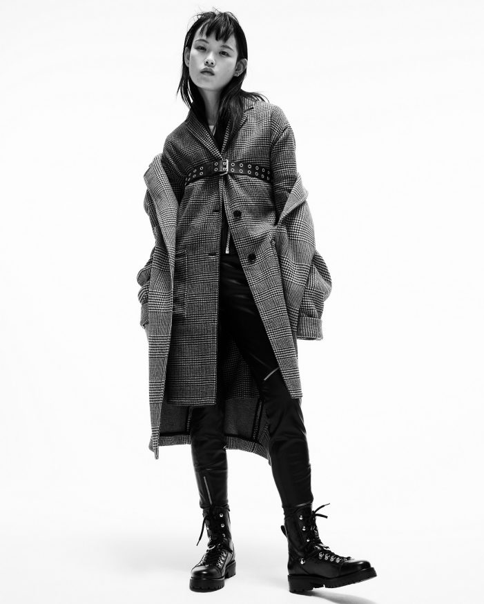 <ALLSAINTS> AUTUMN/WINTER 2018 OUTER FAIR