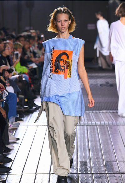 CHRISTIANDADA Spring/Summer 2019 COLLECTION– RE:ACTION –