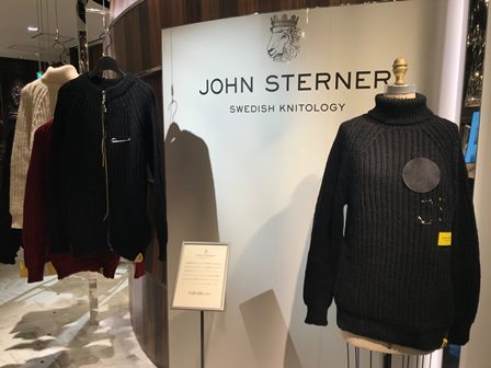 〈JOHN STERNER〉 2018FW collection