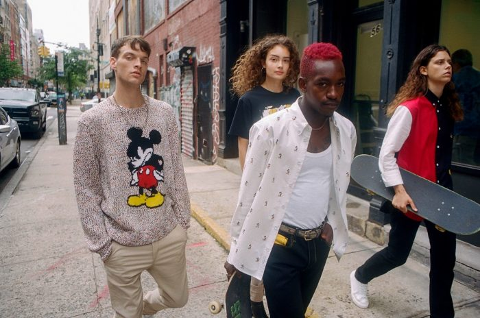 rag & bone X Disney Mickey Mouse POP UP STORE